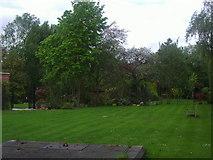 TQ2688 : Garden on Kingsley Way, Hampstead Garden Suburb by David Howard