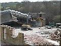SE0324 : Demolition of Boy Mill by Humphrey Bolton