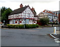 SO6024 : Abbotsfield Funeral Directors, Ross-on-Wye by Jaggery