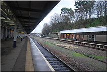 SX9193 : Exeter Central Station by N Chadwick