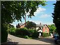 SK6543 : Burton Joyce NG14, Notts. by David Hallam-Jones