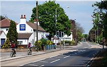 SK6443 : Burton Joyce NG14, Notts. by David Hallam-Jones