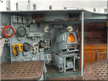 TQ7569 : HMS Cavalier, Chatham Docks by David Dixon