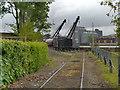 TQ7569 : Dockyard Railway, Chatham by David Dixon