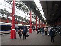 TQ2782 : Marylebone Station by Rod Allday