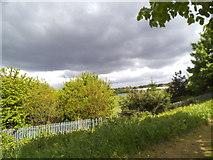 SO9394 : School Field by Gordon Griffiths