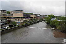 NZ2742 : Government offices by the River Wear by Bill Boaden