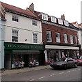 SU9677 : Eton Antique Bookshop, Eton by Jaggery