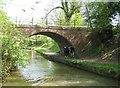 SP7288 : Grand Union Canal: Market Harborough Arm: Saunts Bridge by Nigel Cox
