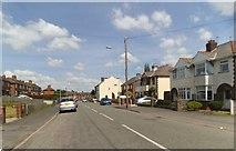 SO9394 : Ettingshall Road Scene by Gordon Griffiths