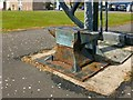 NS3082 : Anvil used by Henry Bell by Lairich Rig
