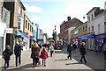 TQ5474 : Dartford High St by N Chadwick