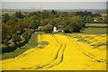 SK9585 : Fillingham view by Richard Croft