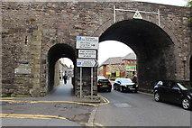 NT9953 : Berwick Walls by Billy McCrorie
