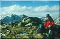 NN6015 : Summit of Beinn Each by Alan Reid