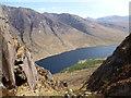 NN0944 : Gully on east side of Beinn Trilleachan by Alan O'Dowd