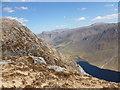 NN0944 : View up Glen Etive by Alan O'Dowd