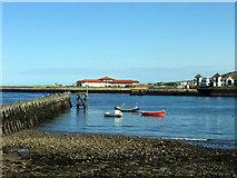 NZ3668 : Old Lloyds Hailing Pier North Shields by Ken Robson