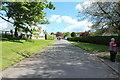 NT9239 : Etal Village by Billy McCrorie