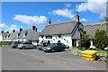 NT9239 : The Black Bull, Etal Village by Billy McCrorie