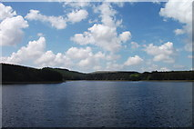 SD7217 : Turton and Entwistle Reservoir by michael ely