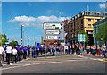 J5082 : Parade, Bangor by Rossographer