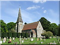 TQ5696 : St. Paul's Church, Bentley, Essex by Malc McDonald