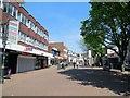 SZ6199 : High St. Gosport by Paul Gillett