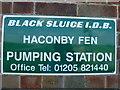 TF1625 : Pumping station nameplate by Bob Harvey