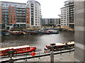 SE3032 : Leeds, Clarence Dock by David Dixon