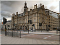SE2933 : The Old Post Office, Leeds City Square by David Dixon