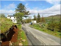 NG4162 : House at Balnaknock by Gordon Brown