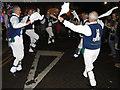 SP9211 : Morris Dancing at Tring Carnival by Chris Reynolds
