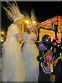 SP9211 : The Snow Queens at Tring Carnival by Chris Reynolds
