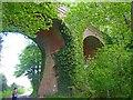 SU5333 : Railway Viaduct by Mike Smith