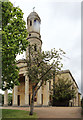 TQ2674 : St Anne, Wandsworth by John Salmon