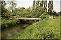 SK8444 : Witham bridge by Richard Croft