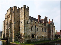 TQ4745 : Hever Castle by Dave Price