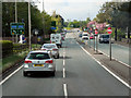 SJ7280 : Chester Road, Over tabley by David Dixon