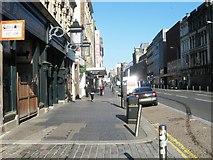 NS5964 : Trongate, Glasgow by Alex McGregor
