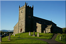 SD3598 : St.Michael and All Angels, Hawkshead by Peter Trimming