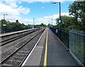 ST4787 : Caldicot railway station by Jaggery