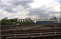 TQ3780 : North Quay Junction by Steve Daniels