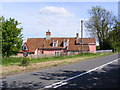 TM3865 : House off the B1122 Main Road by Adrian Cable