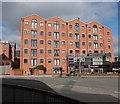 SJ4166 : Urban living, Chester style by Bill Harrison