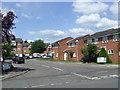 TQ4987 : Braithwaite Avenue, near Romford by Malc McDonald
