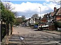 SK6205 : Gipsy Lane towards Humberstone by Andrew Tatlow