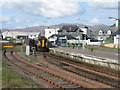 NM6796 : Mallaig Station by M J Richardson