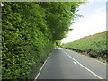 SX3066 : The A390 towards St Ive by Ian S