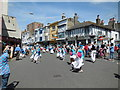 TQ3203 : Kemp Town Carnival Parade by Paul Gillett